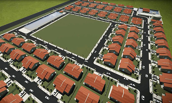 Civil Servant Affordable Housing Project