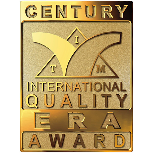 Century Quality ERA Award Received