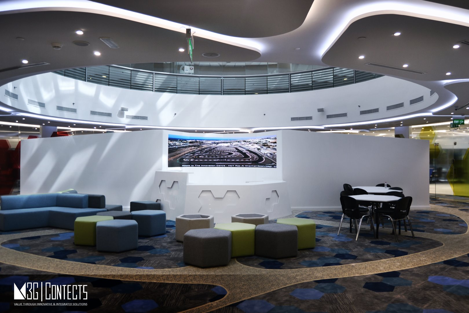 HCT Innovation Centers (3 Project)