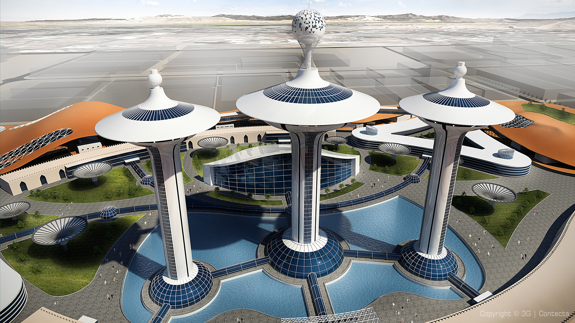 UAE University Science and Innovation Park