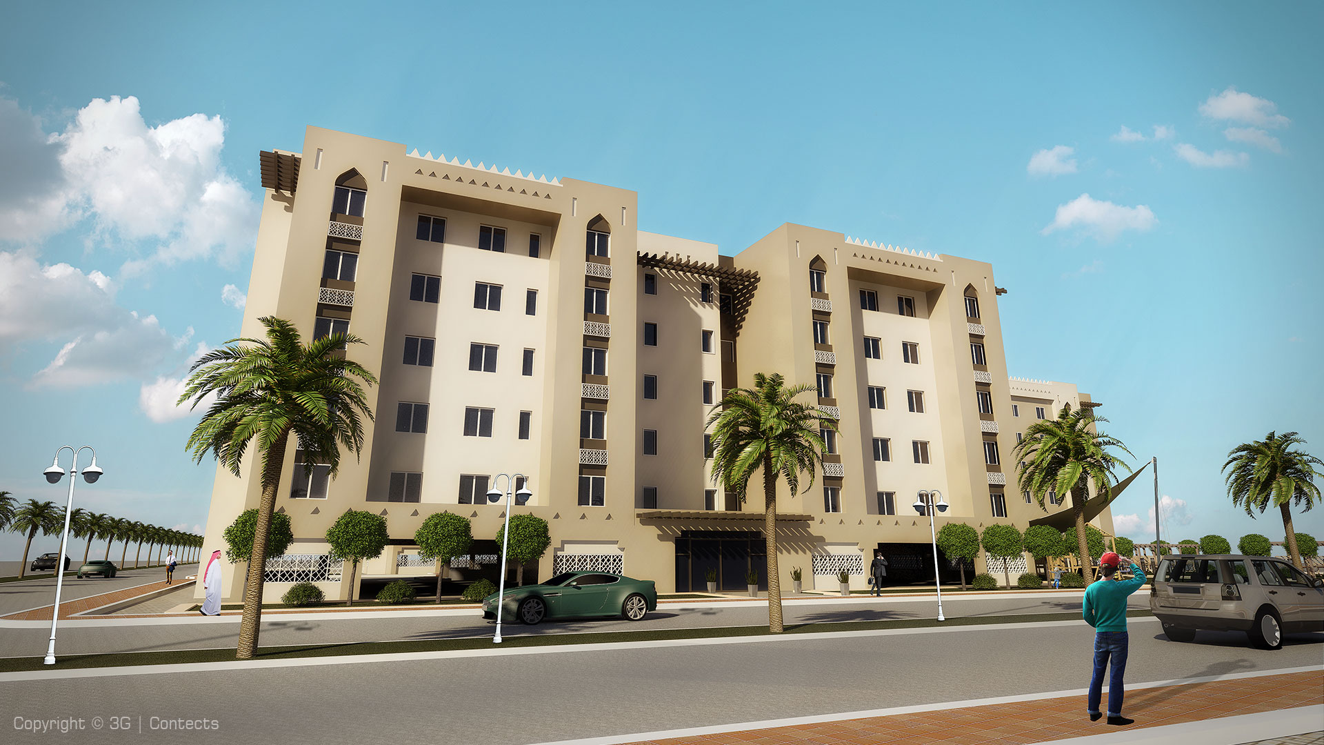 Tabouk SAPL Infrastructure and Residential Project